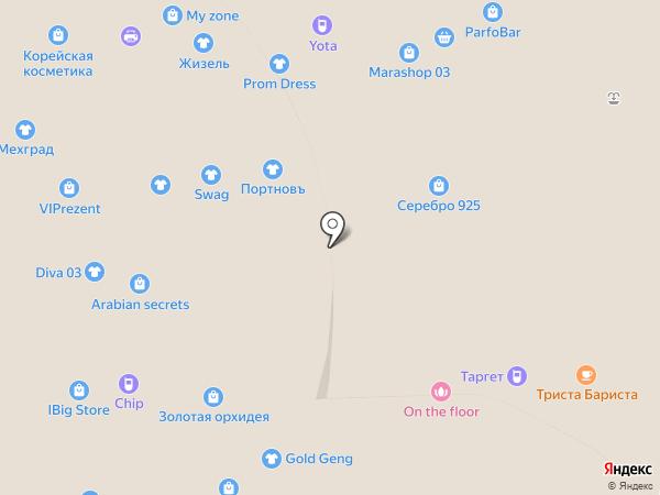 Nail Studio на карте Улан-Удэ