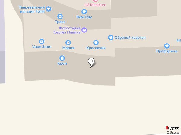 Эврика на карте Улан-Удэ