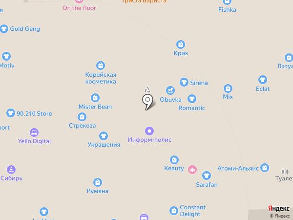 P.S. Juliet на карте Улан-Удэ