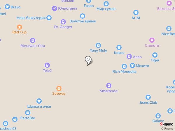 Beauty на карте Улан-Удэ