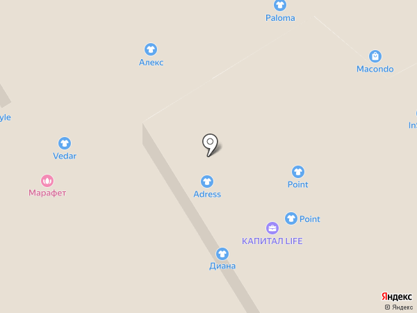 ОБLАКА на карте Улан-Удэ