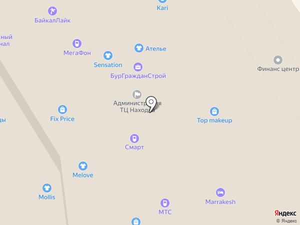 Научно-производственный центр ревитализации и здоровья на карте Улан-Удэ