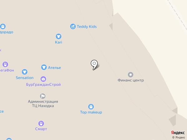 Technosecond на карте Улан-Удэ