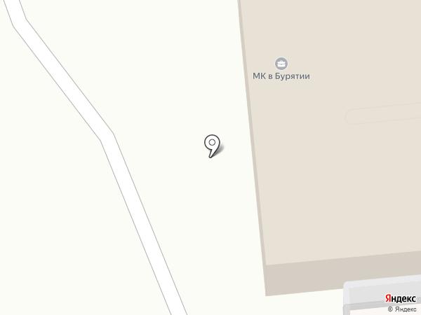 Диана на карте Улан-Удэ