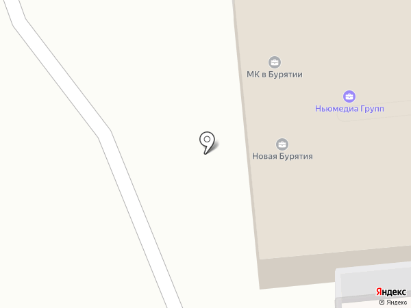 Husky Hostel на карте Улан-Удэ