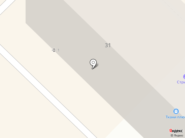 Мини-ателье на карте Улан-Удэ