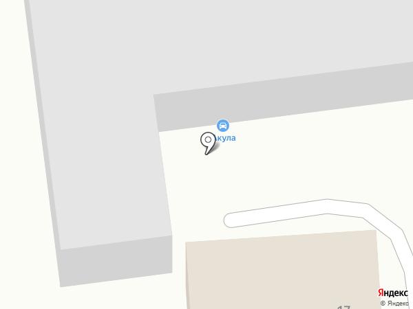 Азбука мойки на карте Улан-Удэ