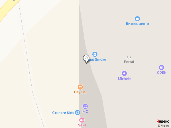 City Bar на карте Улан-Удэ