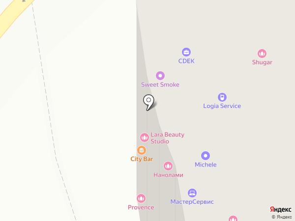 Portal на карте Улан-Удэ