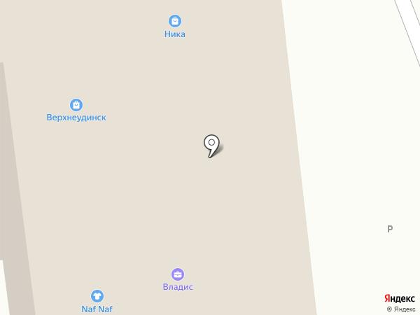 Кофеман на карте Улан-Удэ