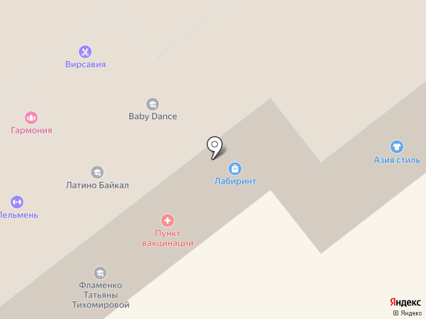Project 7.1 на карте Улан-Удэ