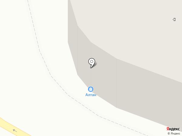 Единая Россия на карте Улан-Удэ