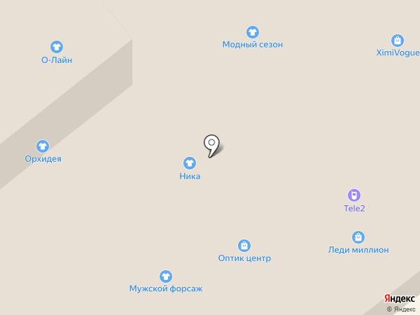 Мастер Beauty на карте Улан-Удэ
