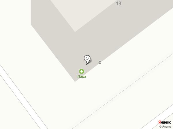 Сеть аптечных пунктов на карте Улан-Удэ