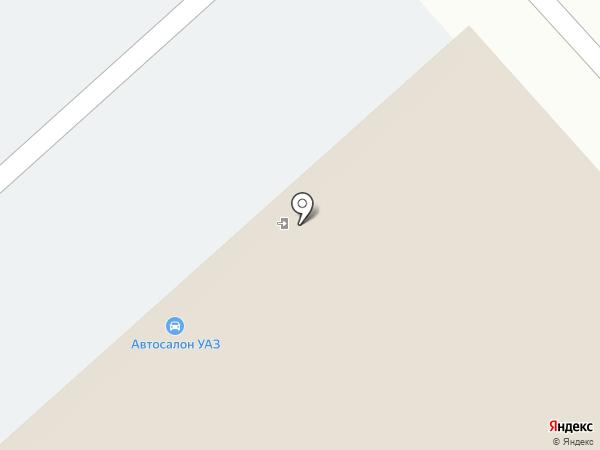 Nissan на карте Улан-Удэ