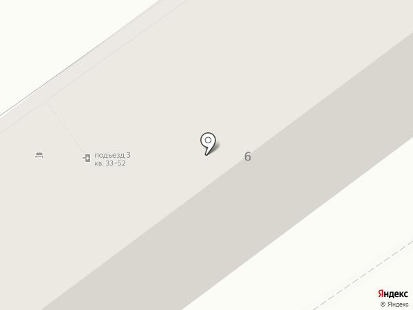Жилищный участок-1 на карте Улан-Удэ