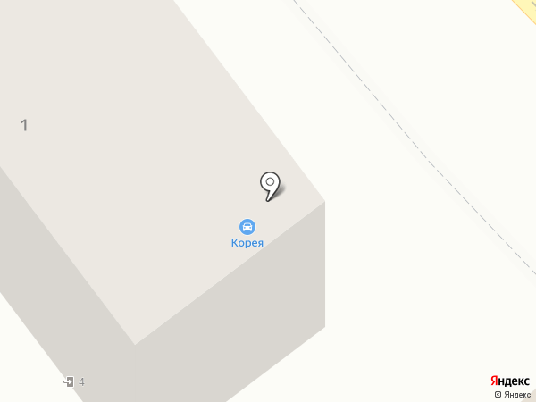 Дэлгэр на карте Улан-Удэ
