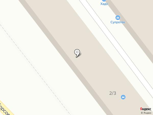 В салоне на карте Улан-Удэ
