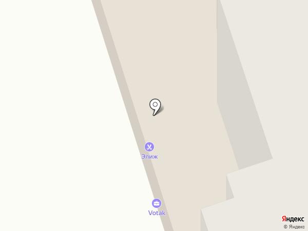 Магнит на карте Улан-Удэ