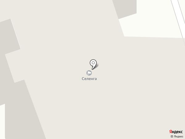 Селенга, ТСЖ на карте Улан-Удэ