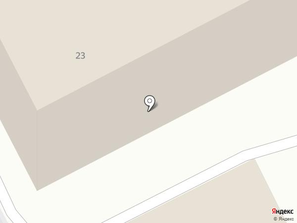 Жигули на карте Улан-Удэ