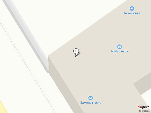 Нинель Авто на карте Улан-Удэ