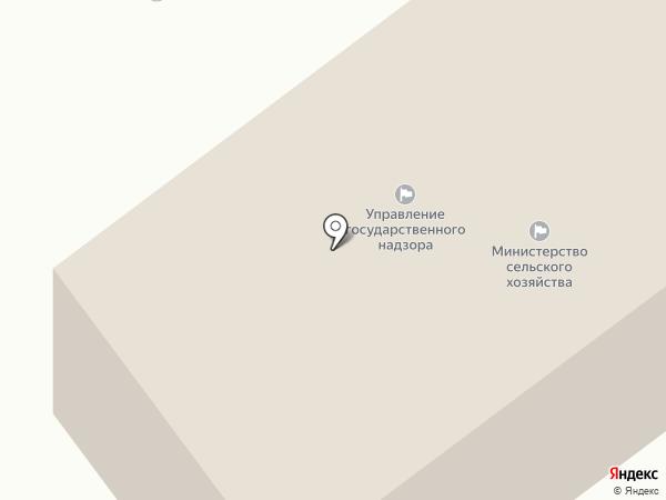 Министерство сельского хозяйства и продовольствия Республики Бурятия на карте Улан-Удэ