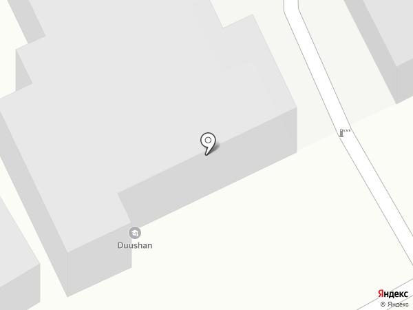 Светлана на карте Улан-Удэ