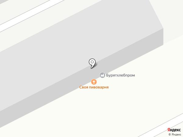 Стимул на карте Улан-Удэ