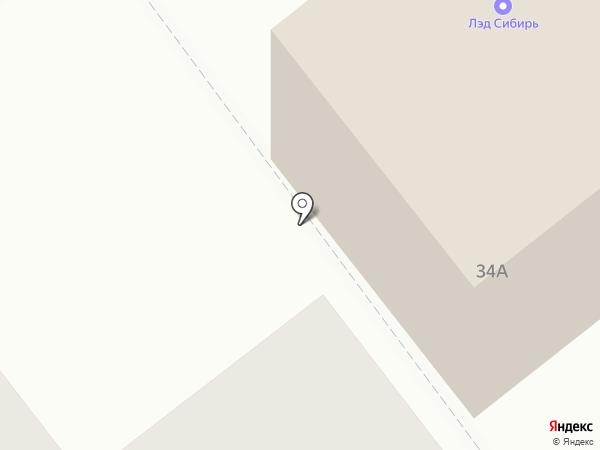 Декорум на карте Улан-Удэ