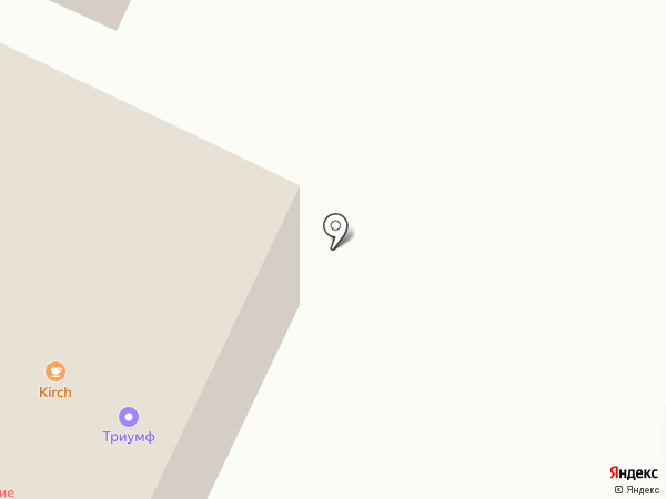 Парковка на карте Улан-Удэ