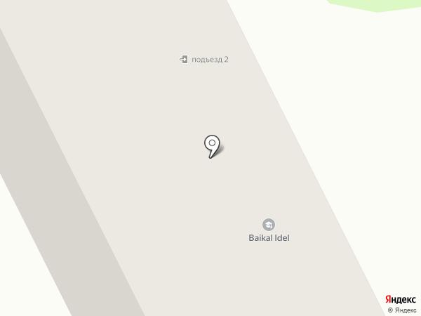 Лайма на карте Улан-Удэ
