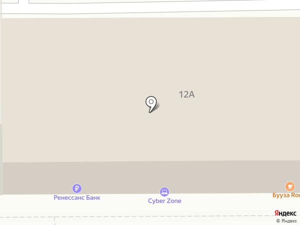 Китой на карте Улан-Удэ