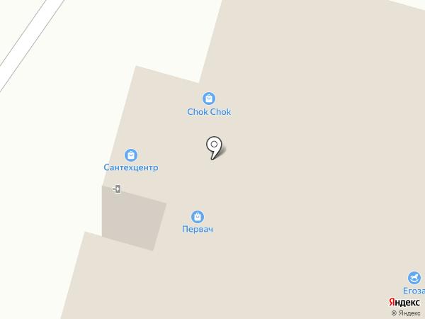 Бывалый на карте Улан-Удэ