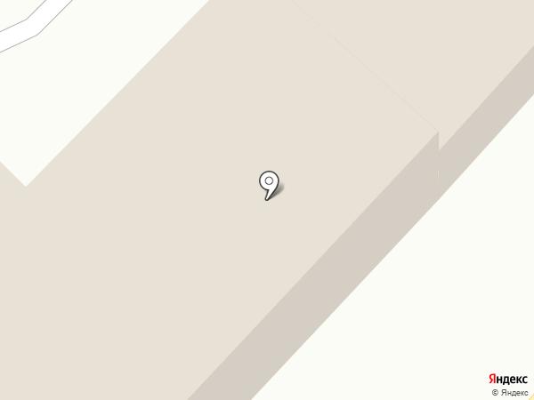 Гараж на карте Улан-Удэ