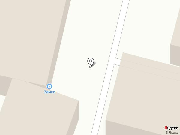Мальвина на карте Улан-Удэ