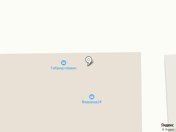Батарейка на карте Улан-Удэ