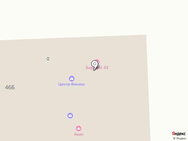 Avon на карте Улан-Удэ
