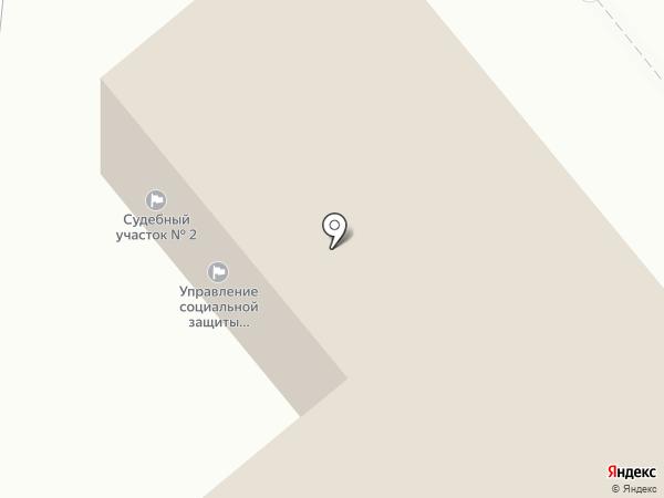 Управление социальной защиты населения по г. Улан-Удэ на карте Улан-Удэ