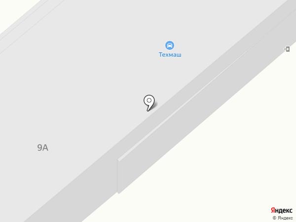 Автомиг на карте Улан-Удэ