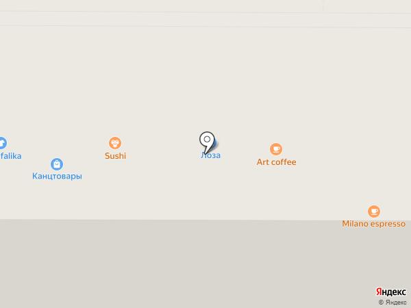 Эслава на карте Улан-Удэ
