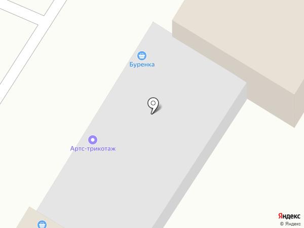 Буренка на карте Улан-Удэ
