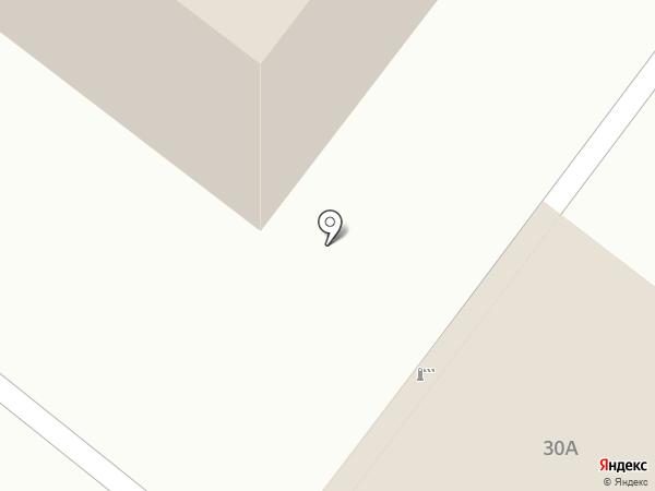 На Батарейке на карте Улан-Удэ