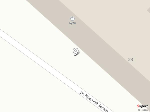Пекарня на карте Улан-Удэ