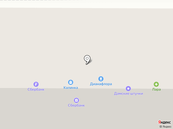 Калинка на карте Улан-Удэ
