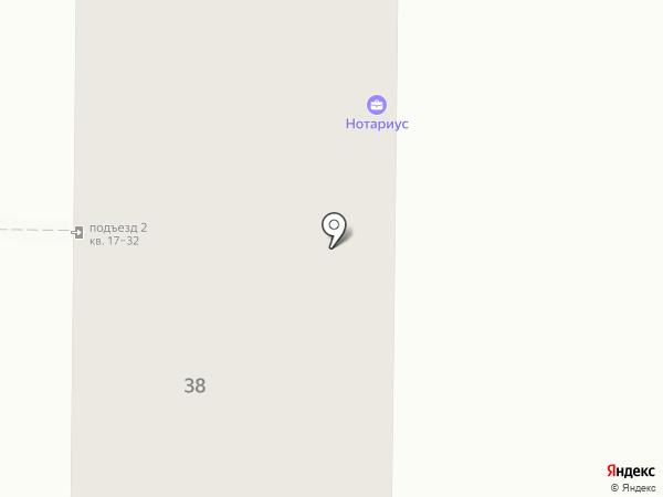 Жилфонд на карте Улан-Удэ