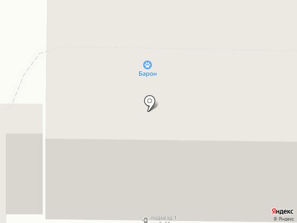 Шэнэ Хаан на карте Улан-Удэ