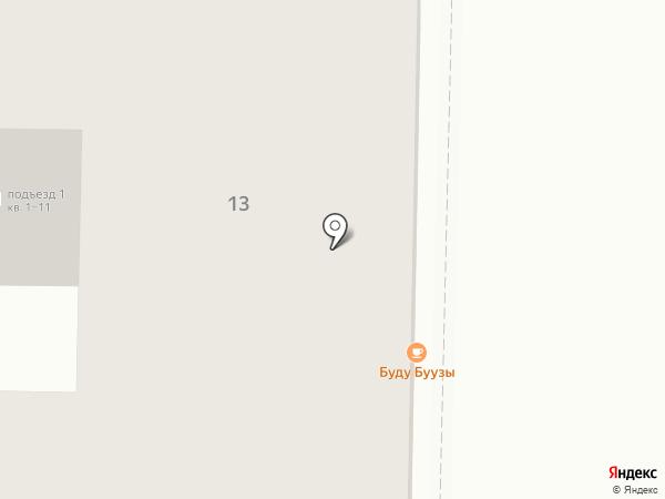 Ретро на карте Улан-Удэ