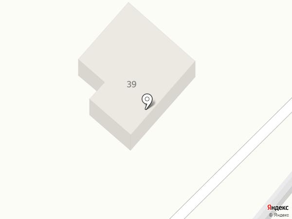 Гостевой дом на Приречной на карте Улан-Удэ
