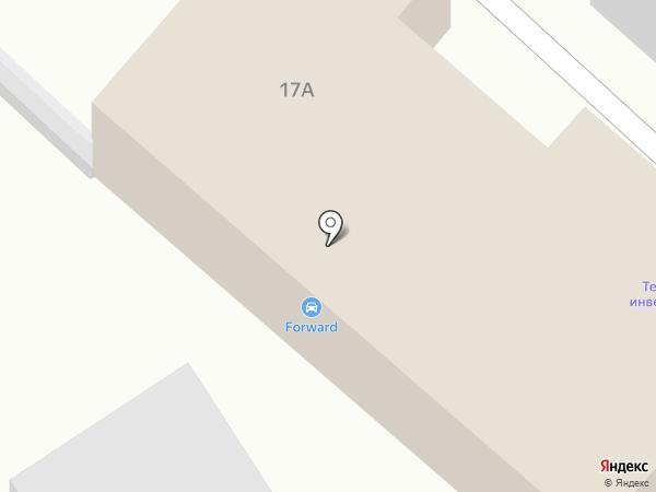Блок на карте Улан-Удэ